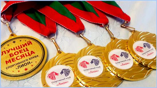 Награды СК Лион